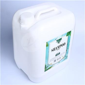 大桶洗发液产品展示