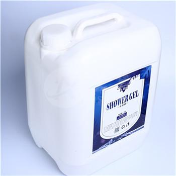 大桶装沐浴液产品展示