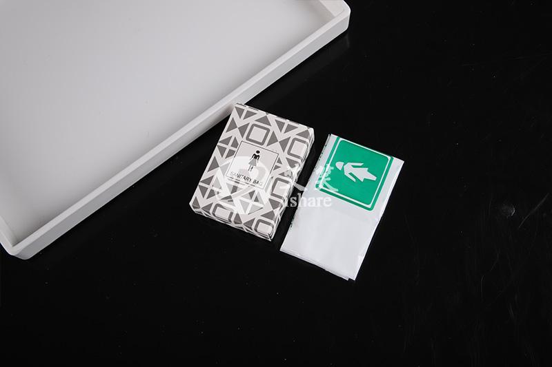 印象几何卡盒套装酒店用品套装产品展示