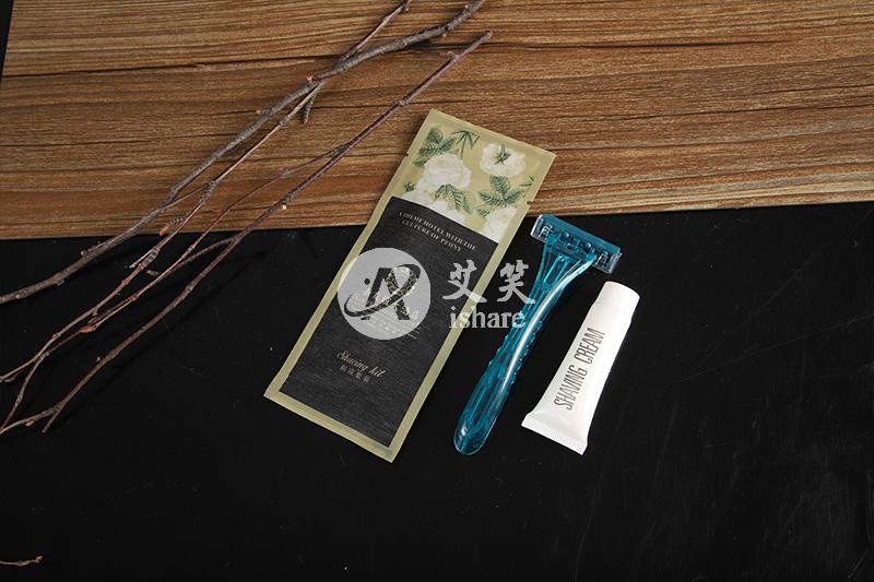 黑金拉丝系列酒店用品套装产品展示