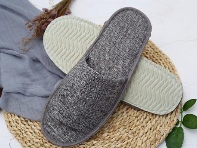 麻布一次性拖鞋