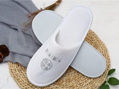 密丝绒一次性拖鞋