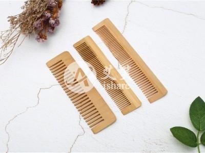 木制一次性梳子
